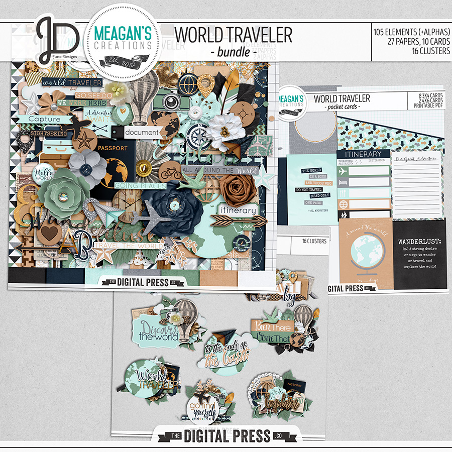 World Traveler | Bundle