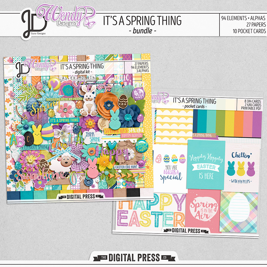 It's a Spring Thing | Bundle