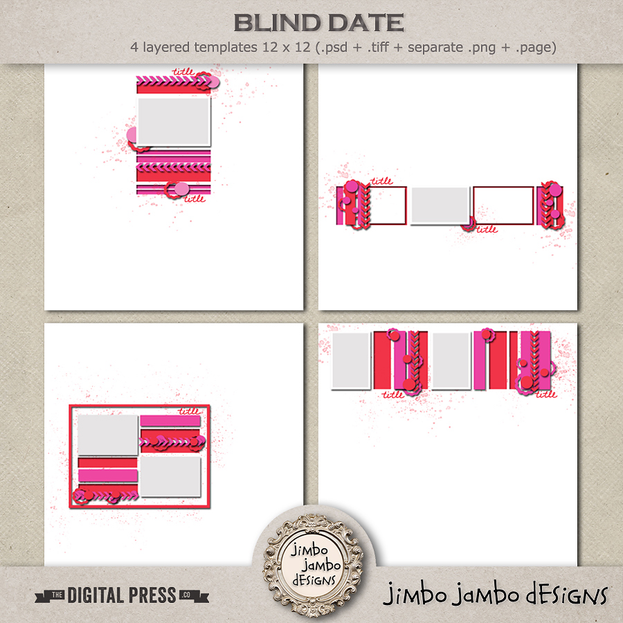 Blind date | Templates