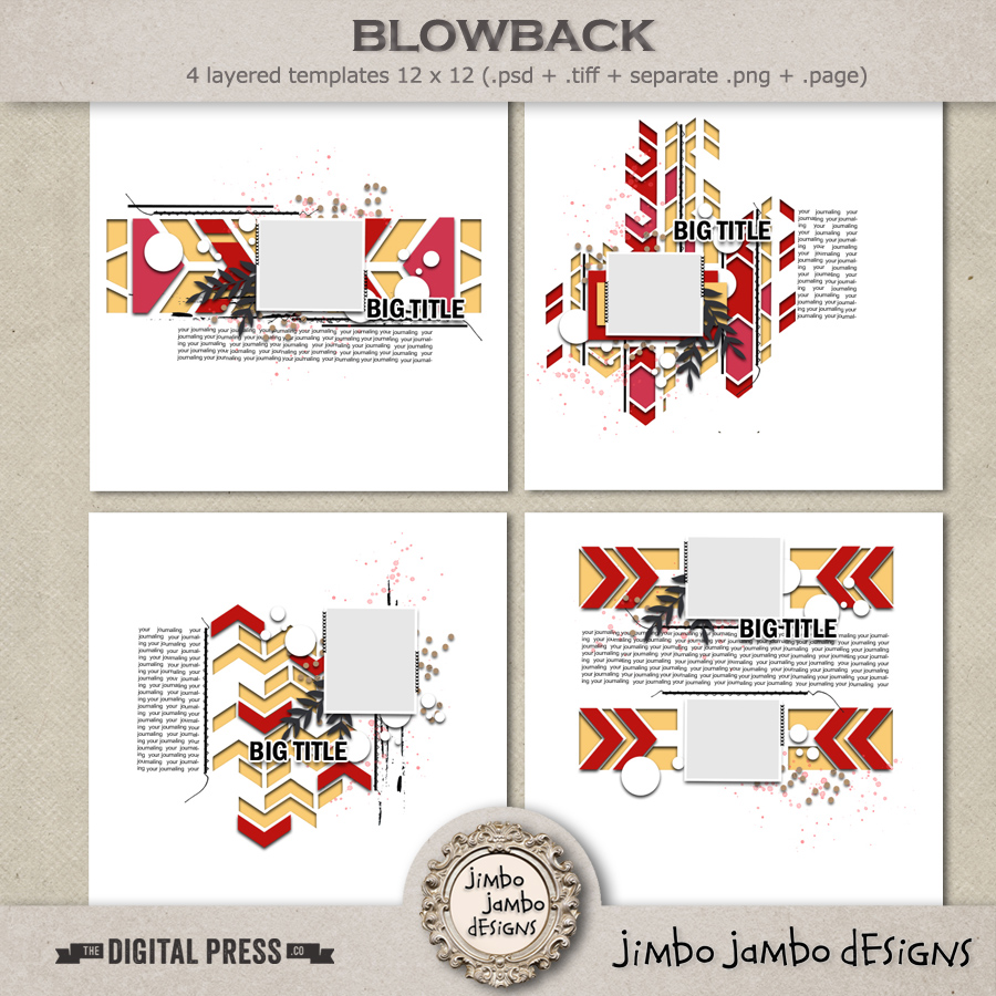 Blowback | Templates