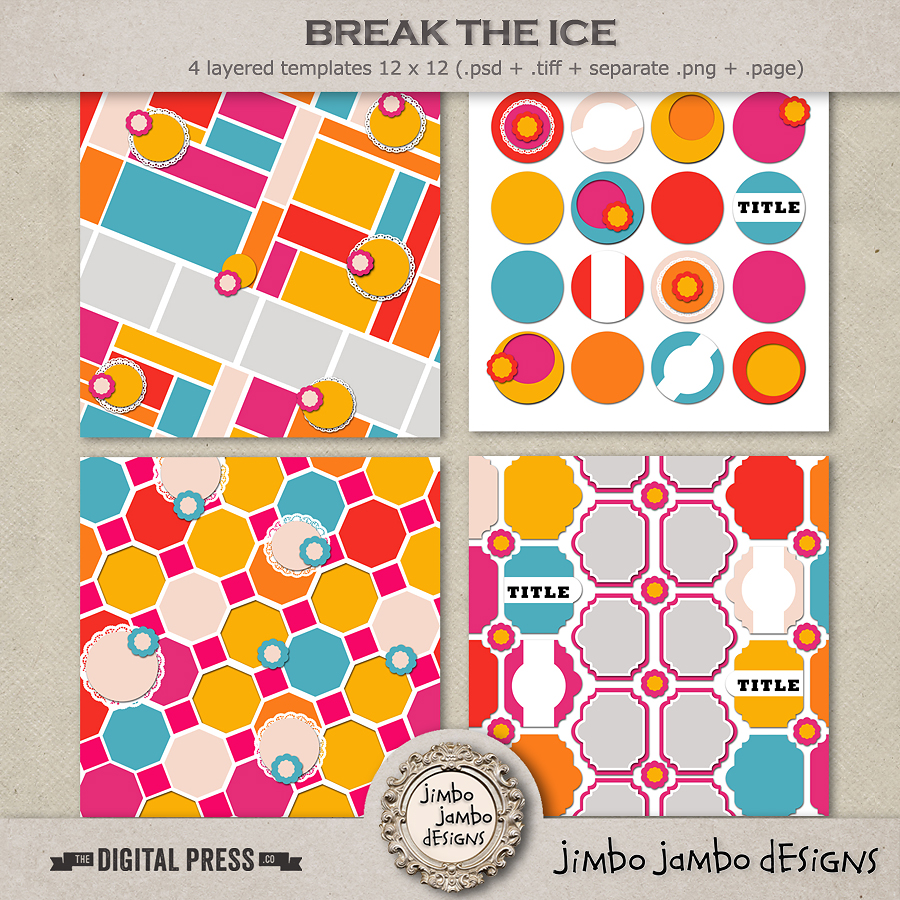 Break the ice | Templates