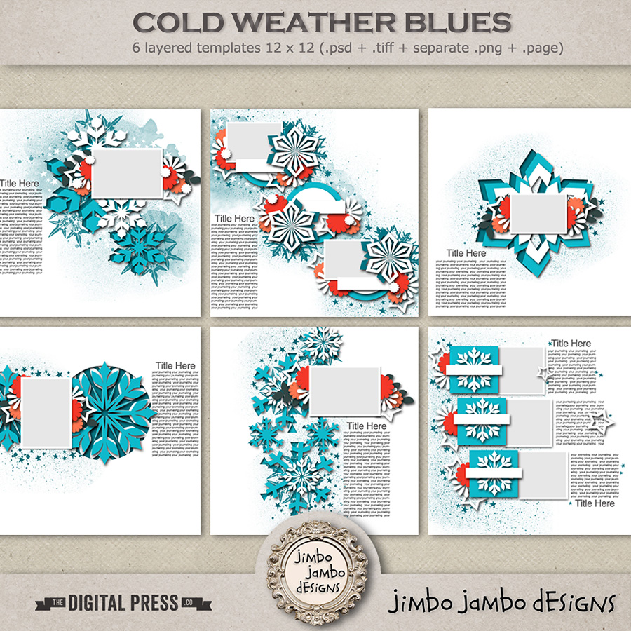 Cold Weather Blues | Templates