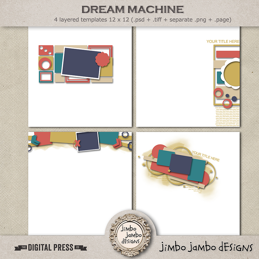 Dream machine | Templates