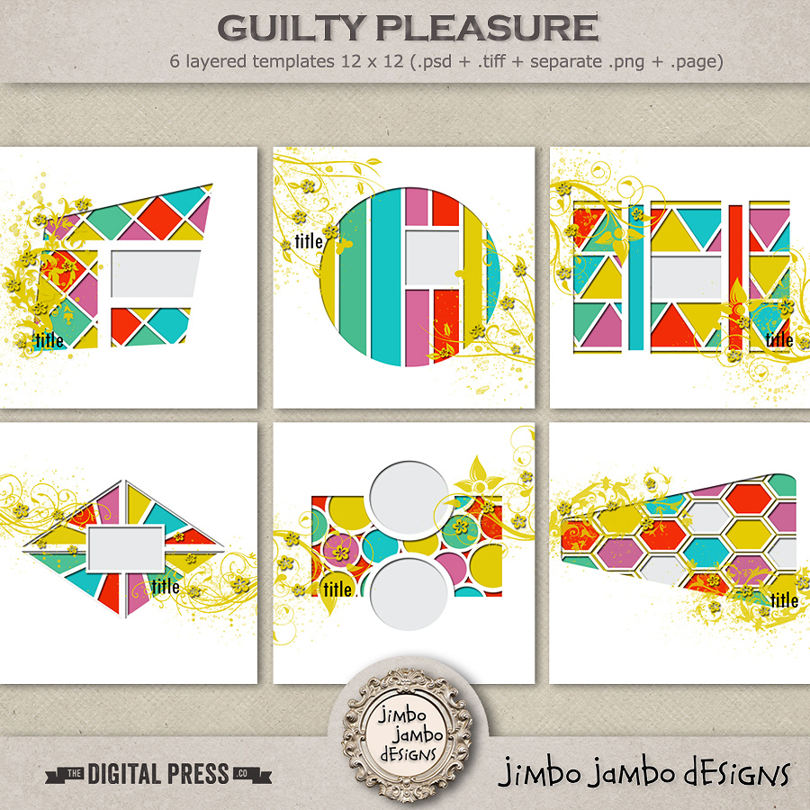 Guilty pleasure | Templates