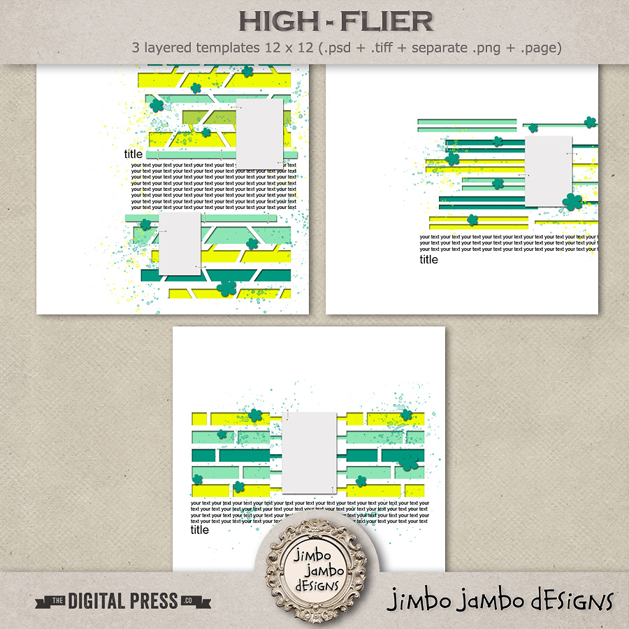 High - flier | Templates