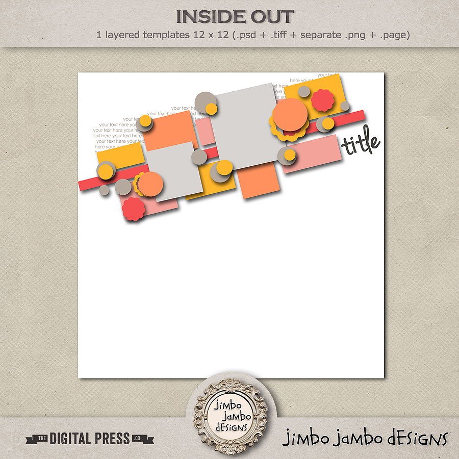Inside out | Template