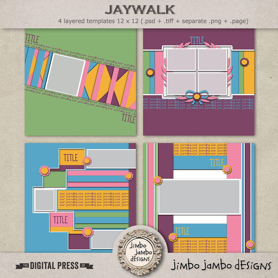 Jaywalk | Templates