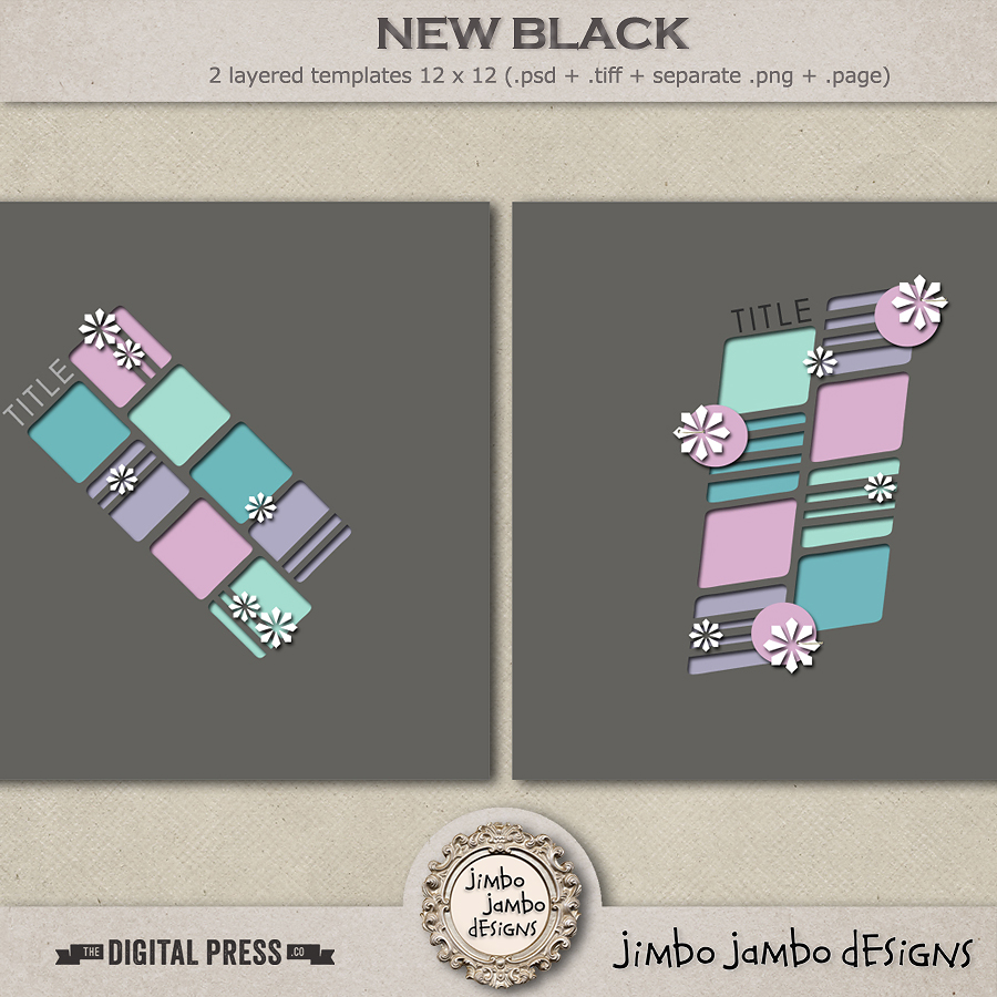 New black | Templates