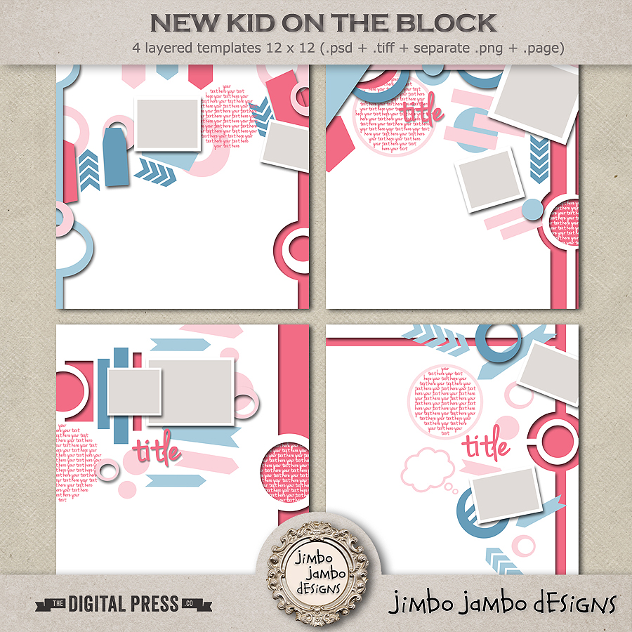 New kid on the block | Templates