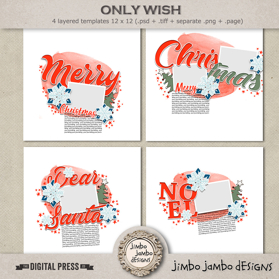 Only wish | Templates