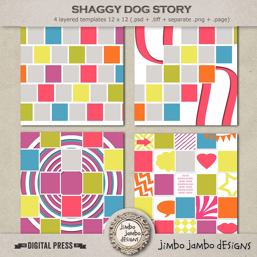 Shaggy dog story | Templates