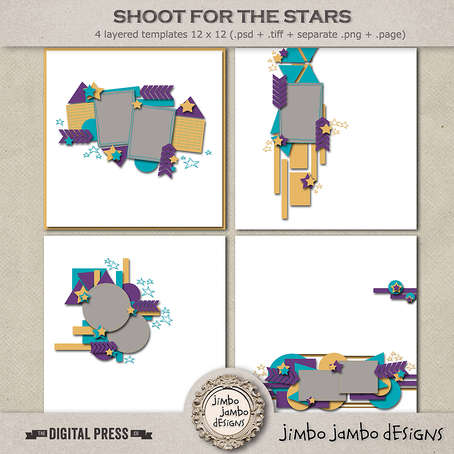 Shoot for the stars | Templates