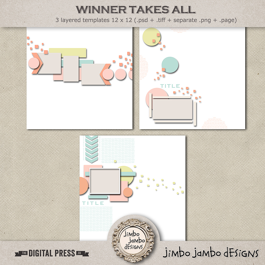 Winner takes all | Templates