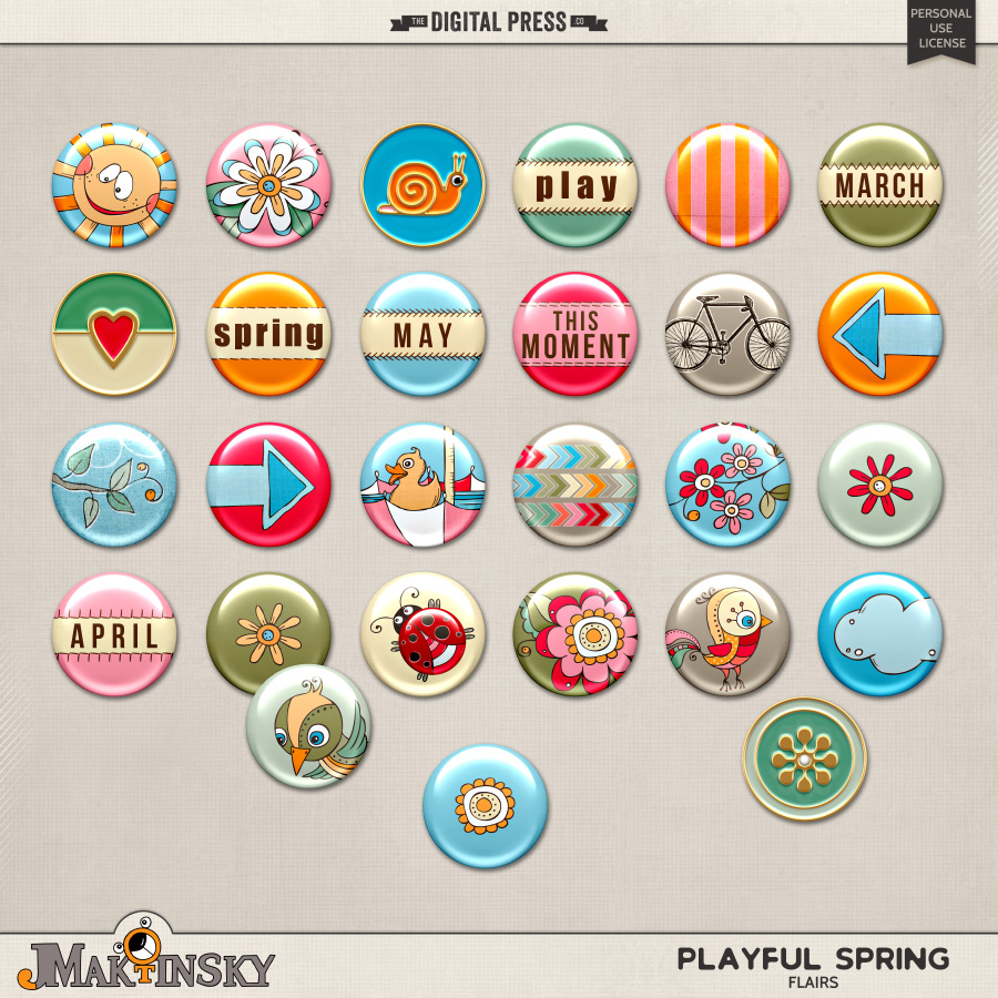 Playful Spring | Flairs