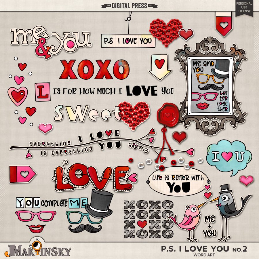 P.S. I Love You 2
