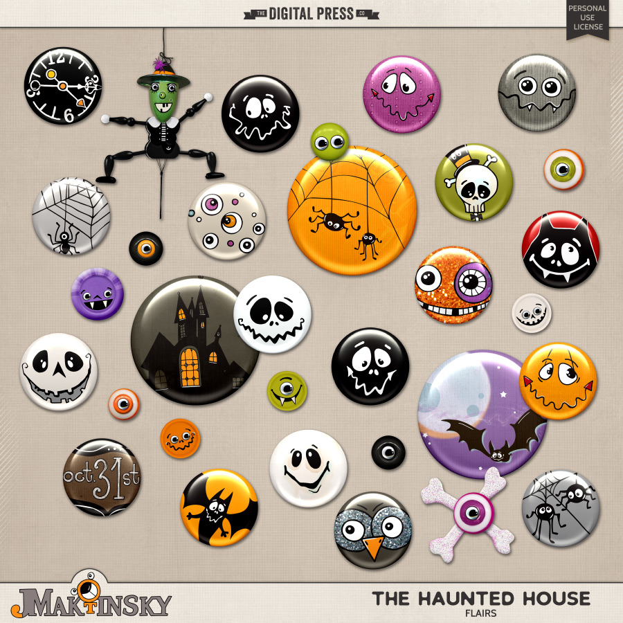 The Haunted House | Flairs