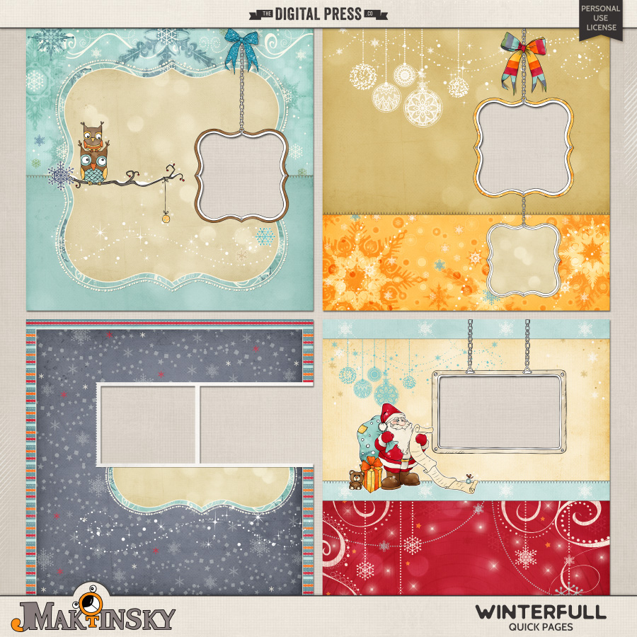Winterful   Quick Pages