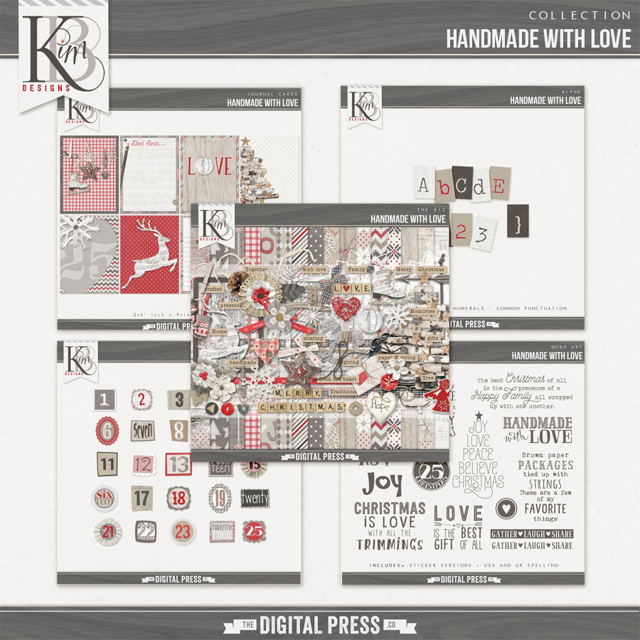 Handmade with Love : Collection