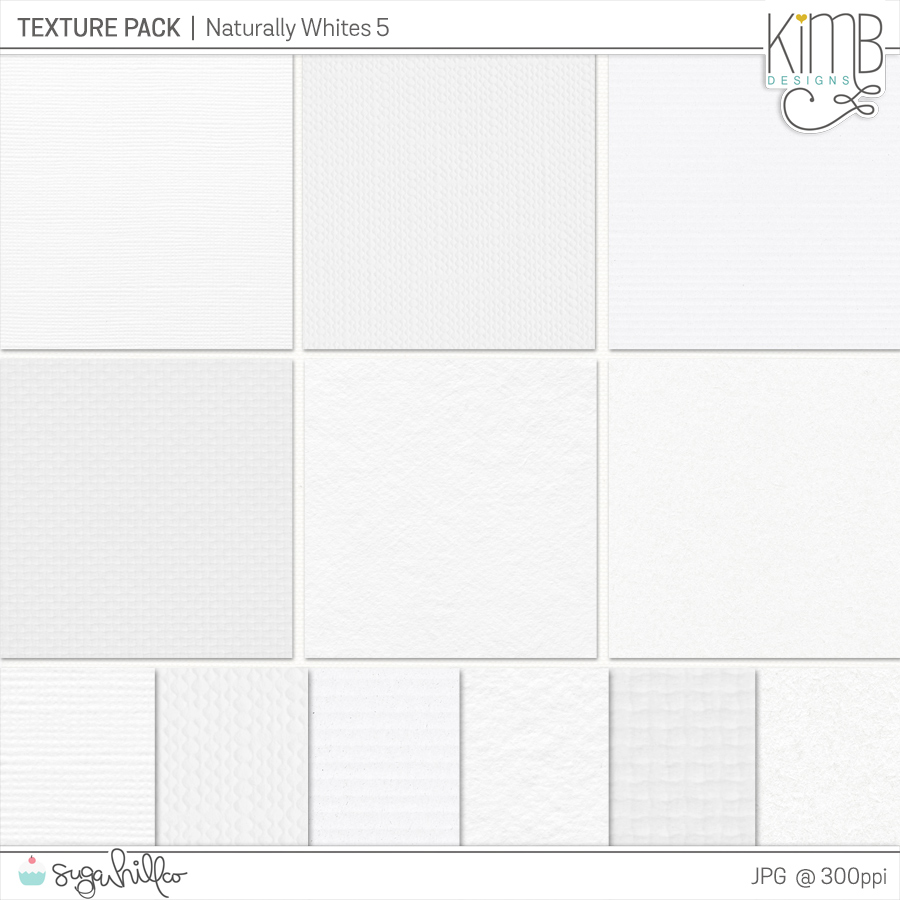 CU | Texture Pack : Naturally Whites 5