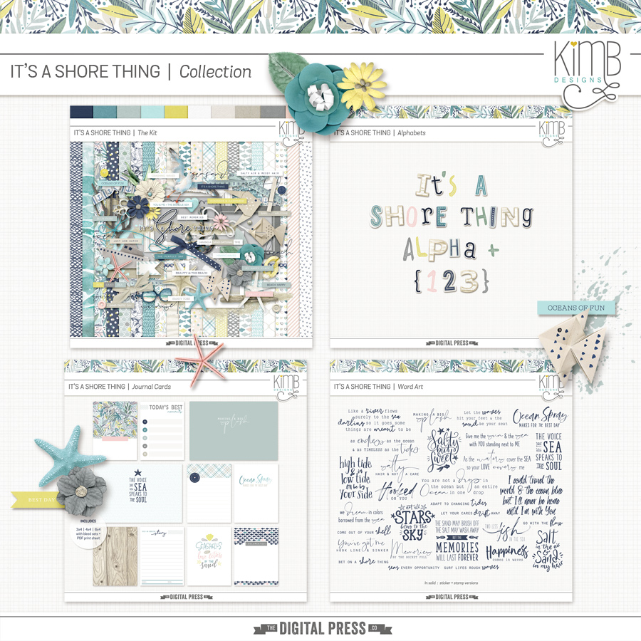 Shore Thing | Collection {Beach}