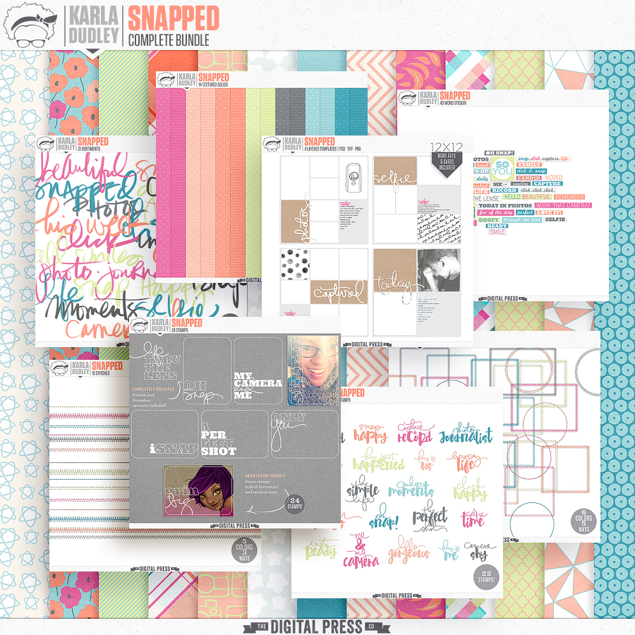 Snapped | Complete Bundle