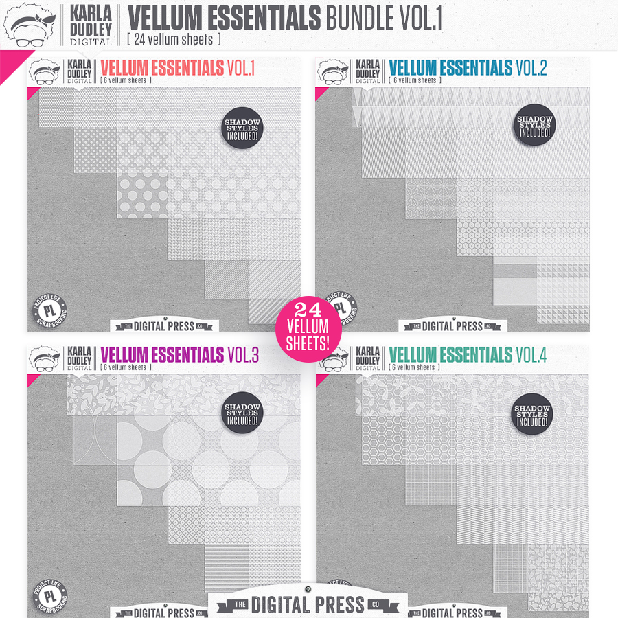 Vellum Essentials Bundle 1