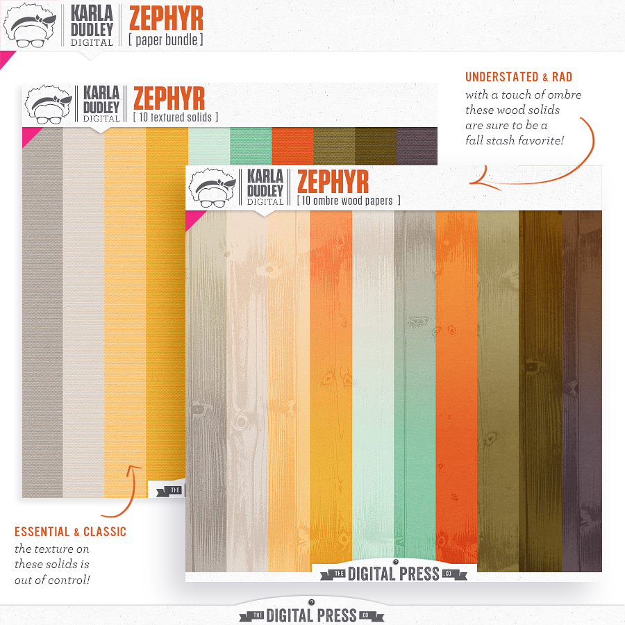 Zephyr | paper bundle
