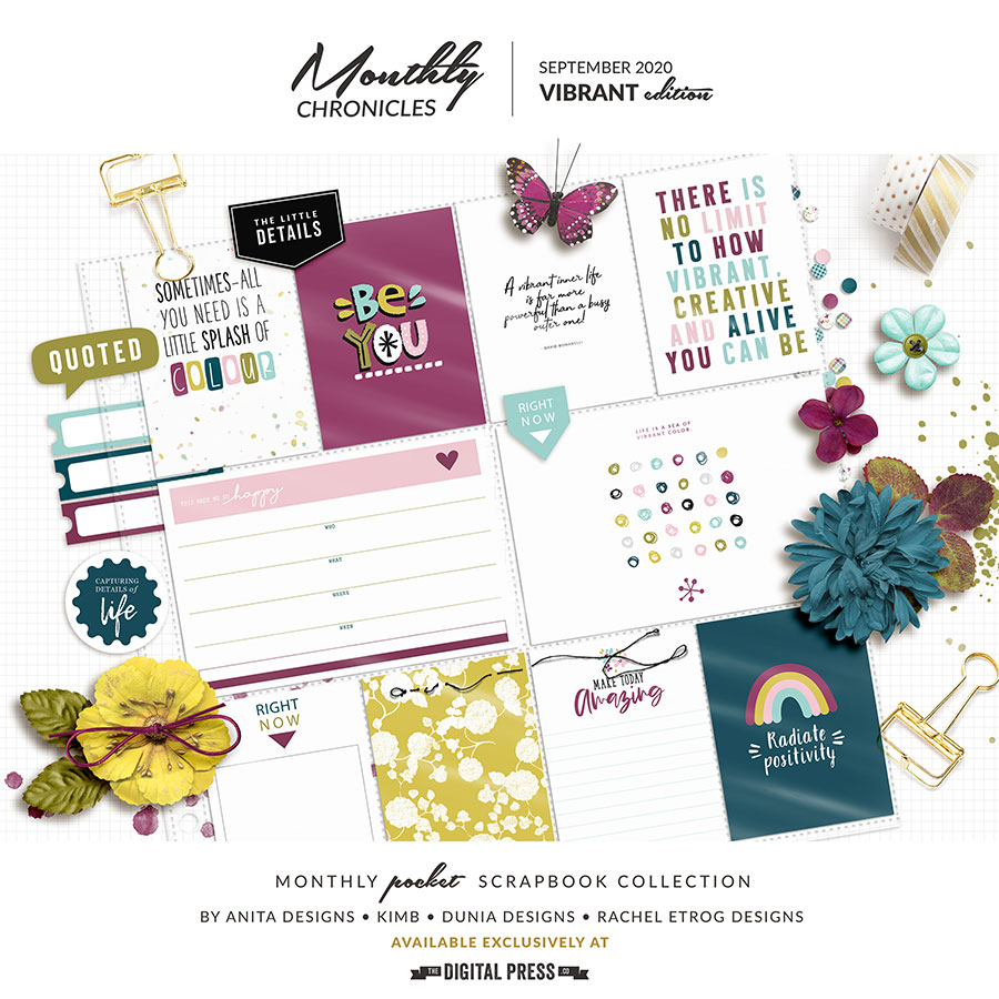Monthly Chronicles   Vibrant
