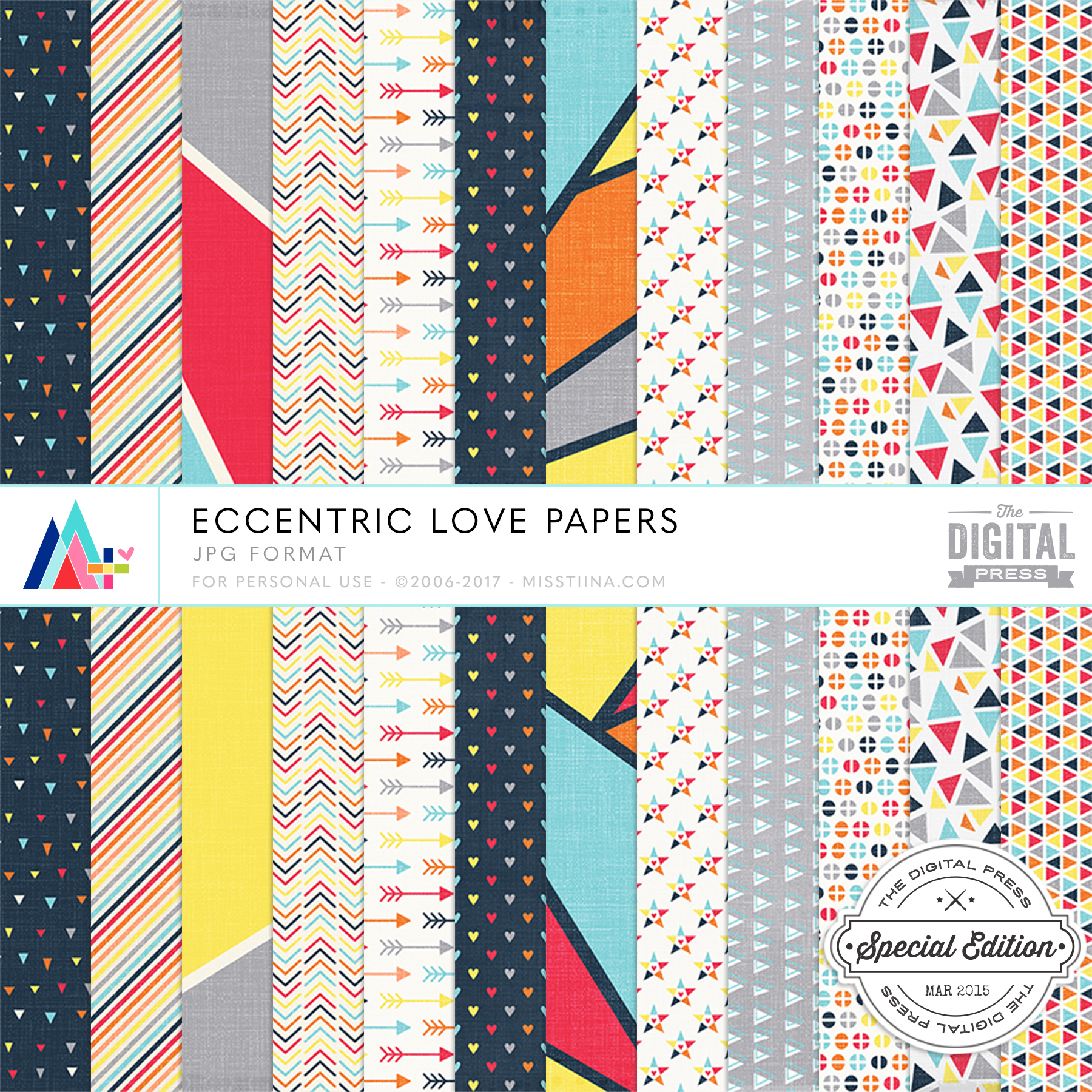 Eccentric Love Papers