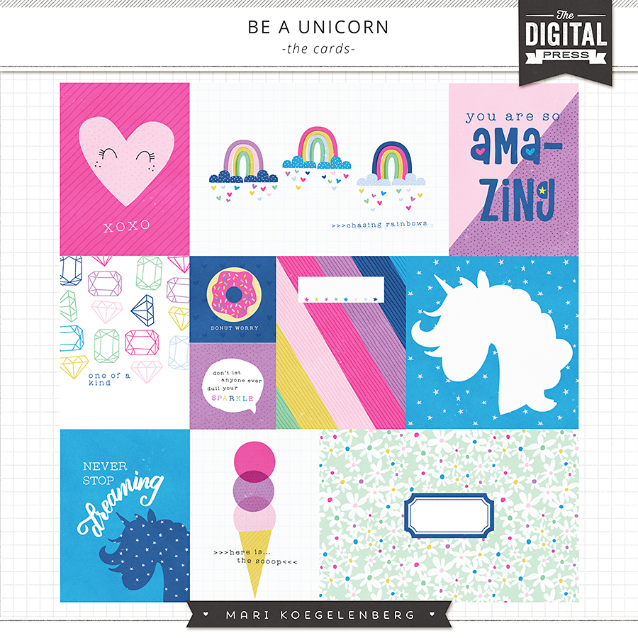 Be a Unicorn | The Cards