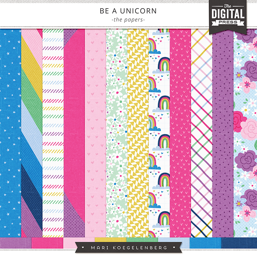 Be a Unicorn | The Papers