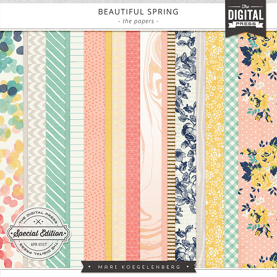 Beautiful Spring | The Papers