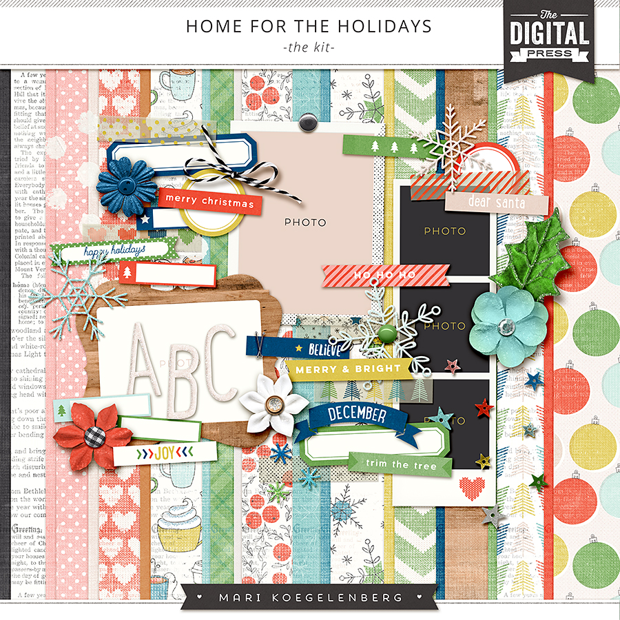 Home for the Holidays | The Kit