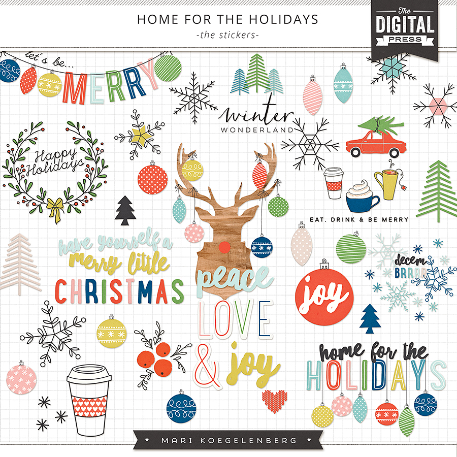 Home for the Holidays | The Stickers