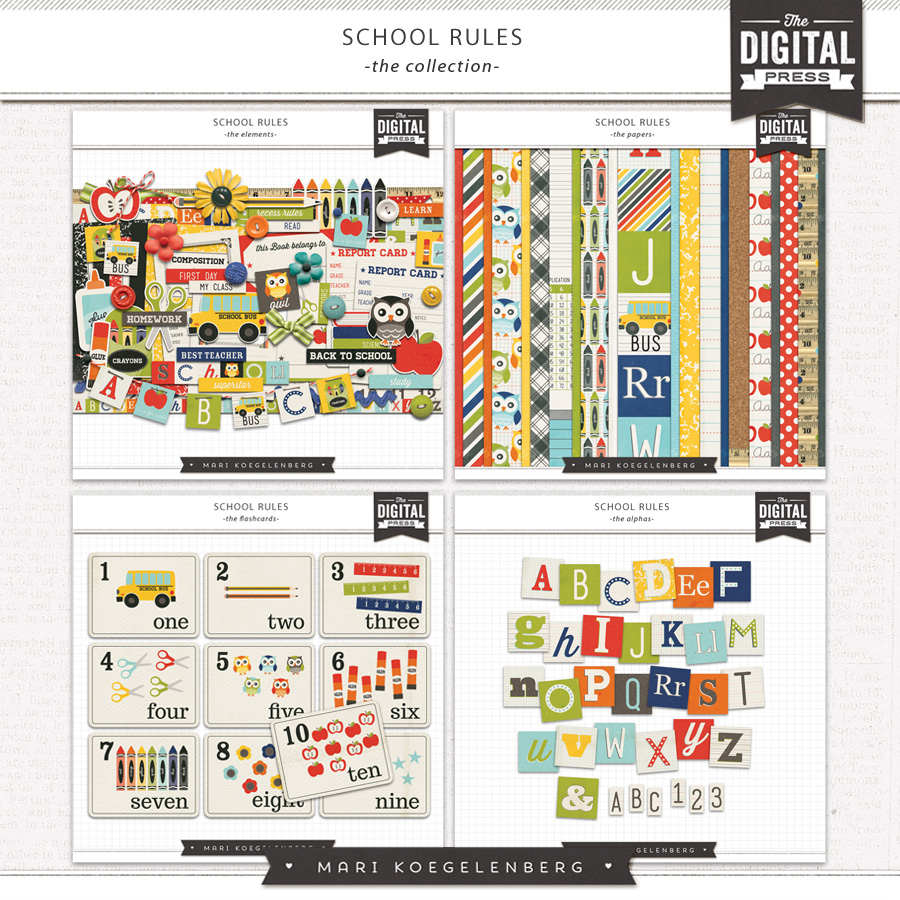 School Rules | The Collection