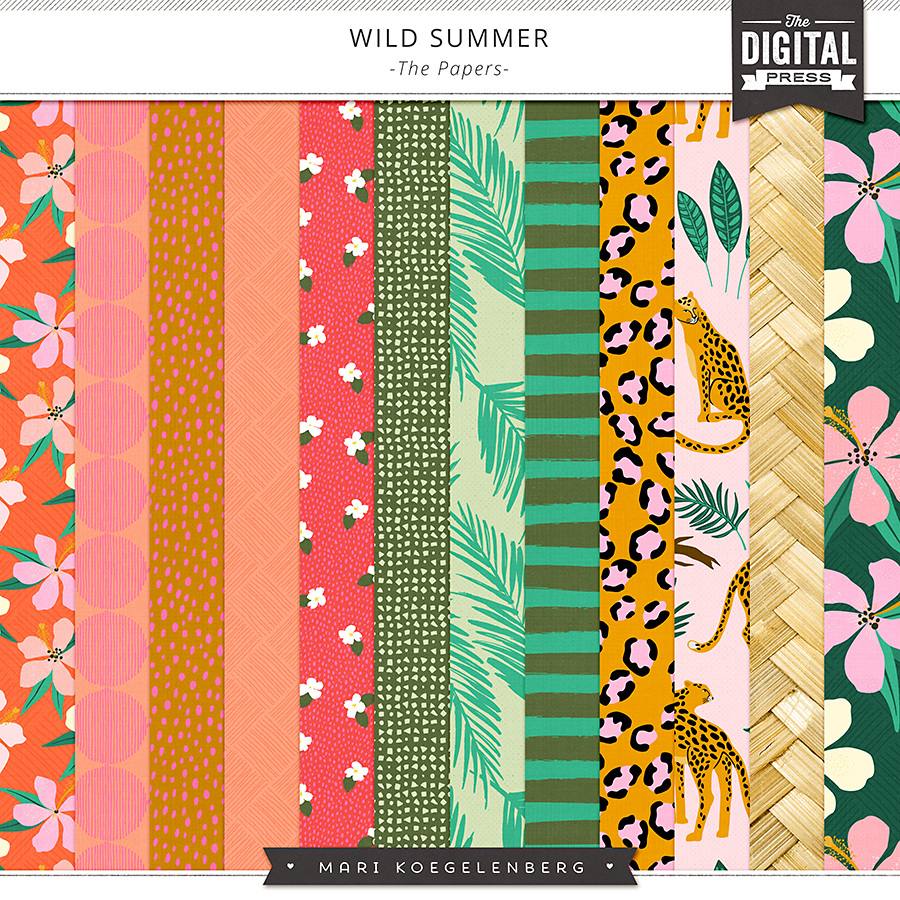 Wild Summer | The Papers