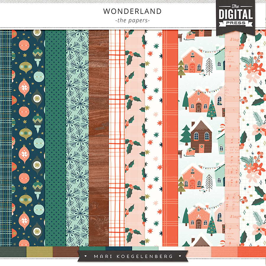 Wonderland | The Papers