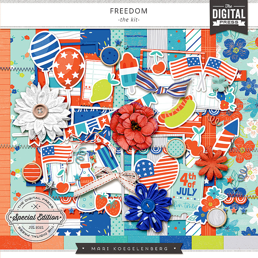 Freedom | The Kit