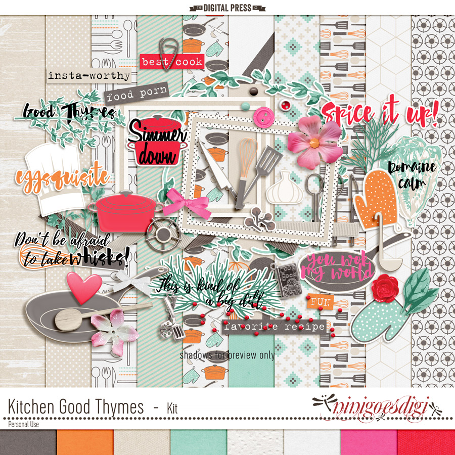 Kitchen Good Thymes | Kit