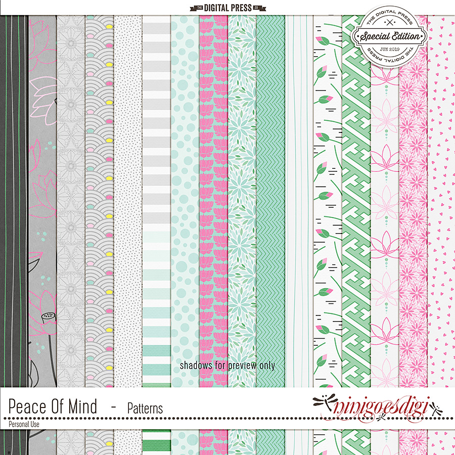 Peace Of Mind | Patterns