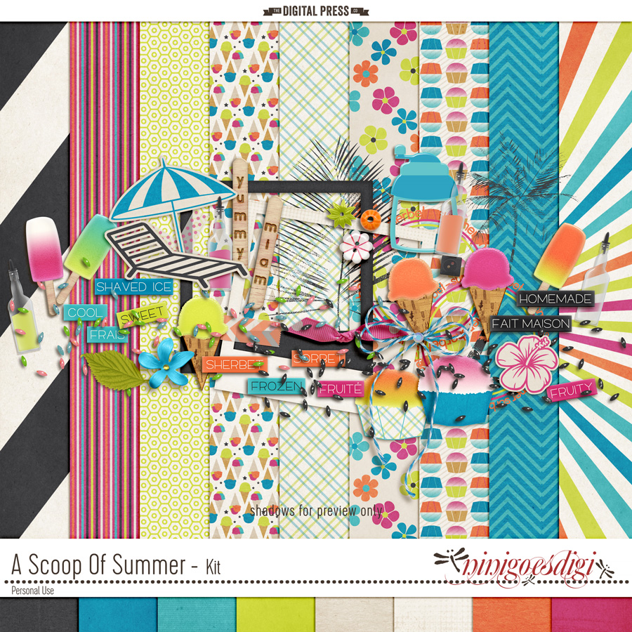 A Scoop Of Summer | Kit