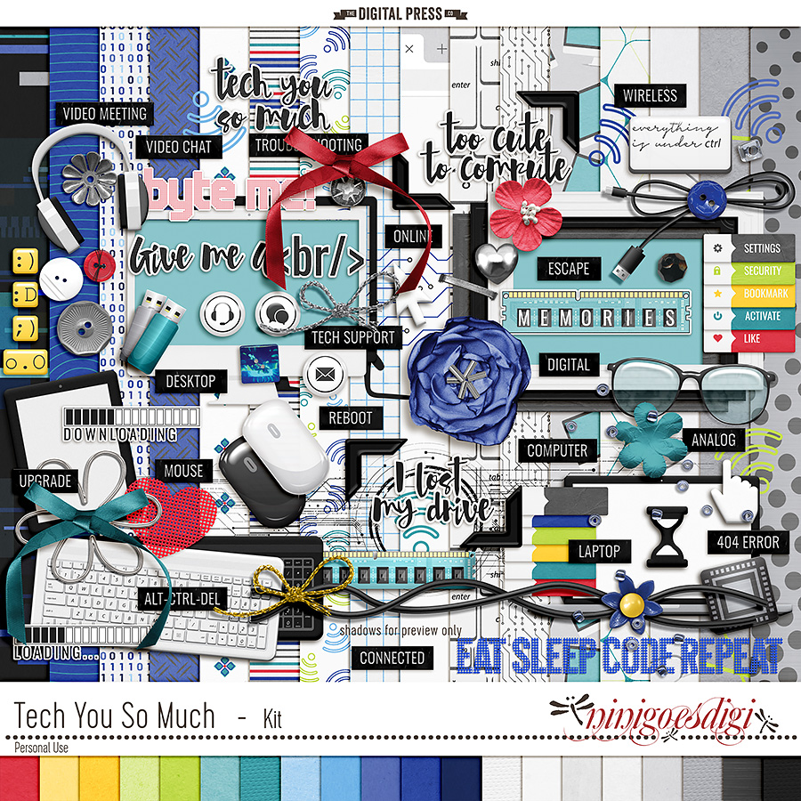 Tech You So Much | Kit