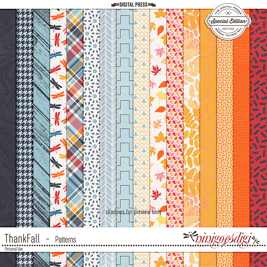ThankFall | Patterns