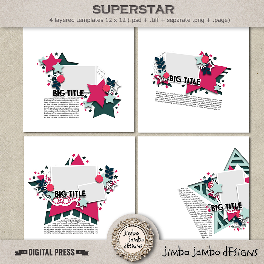 Superstar | Templates