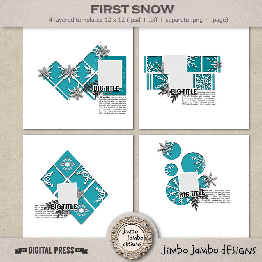 First Snow | Templates