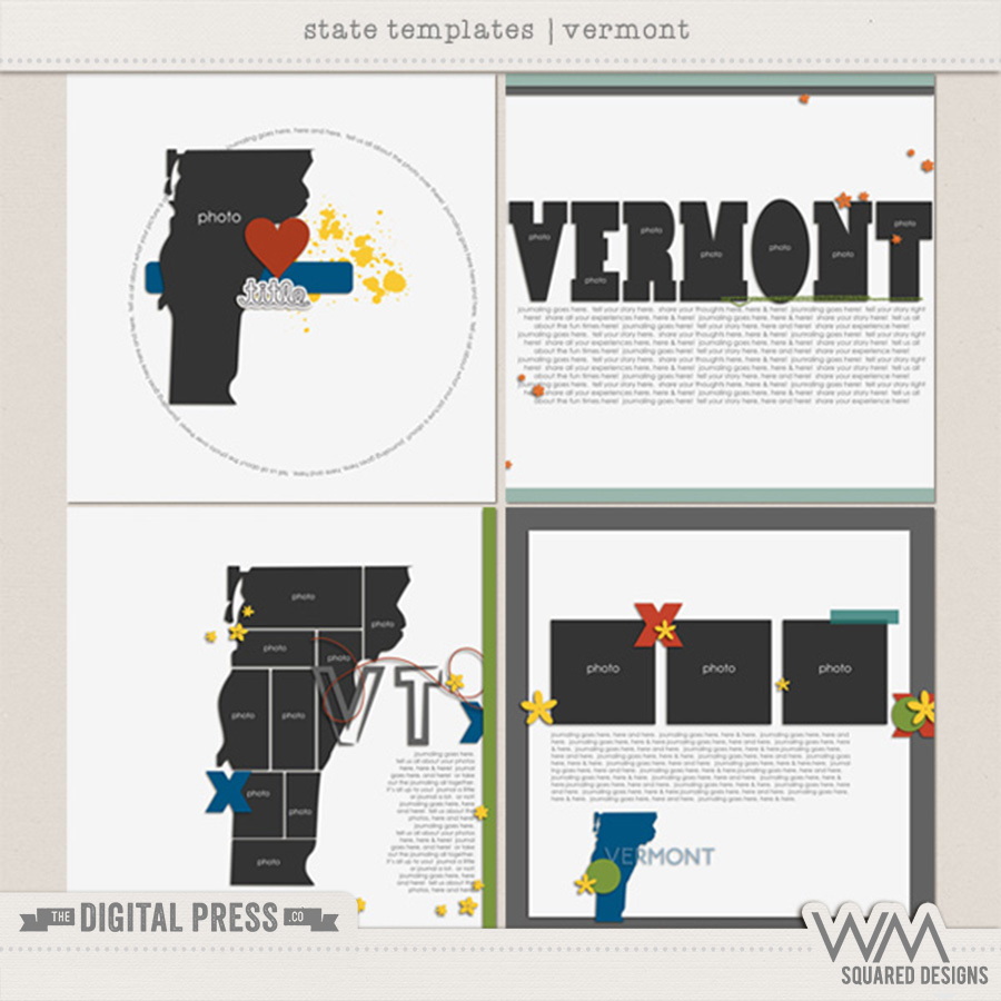 State Templates: Vermont