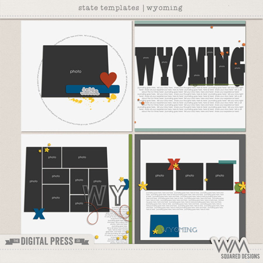 State Templates: Wyoming