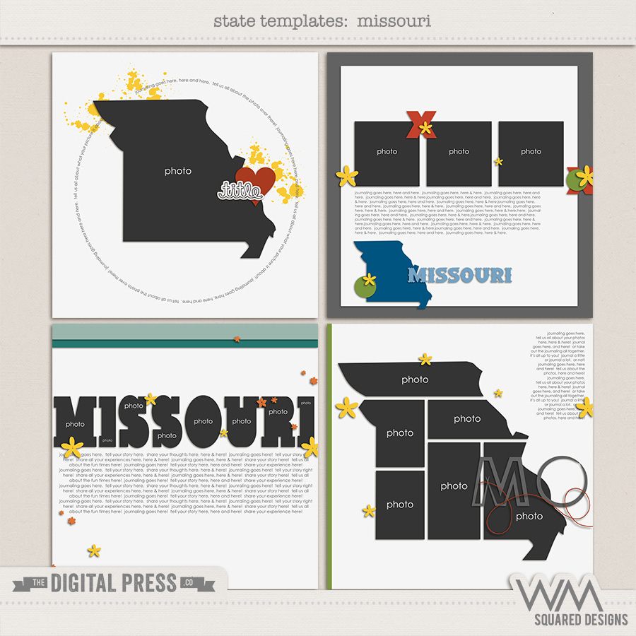 State Templates: Missouri