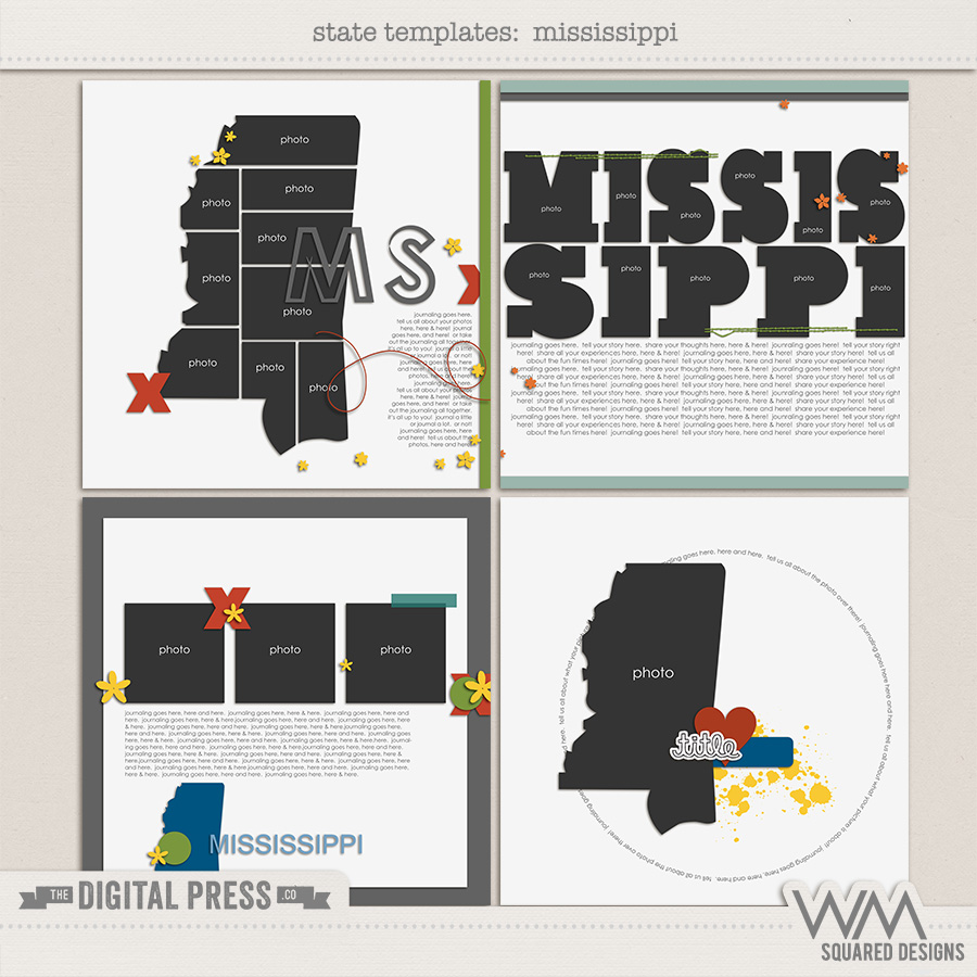 State Templates: Mississippi