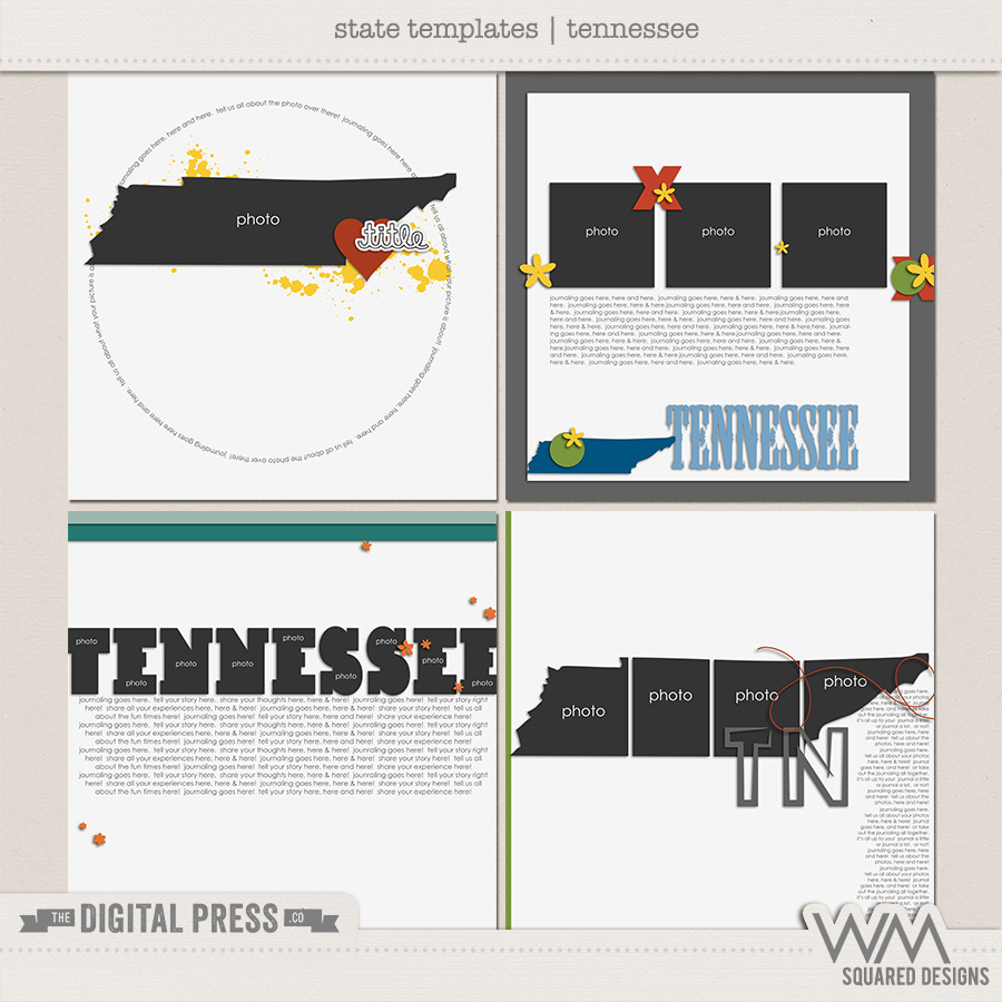 State Templates: Tennessee